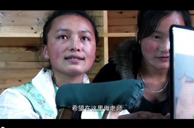 中国下一代教育基金会青海纪录片