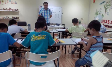 全程心理首期儿童青少年学习潜能开发训练营开课