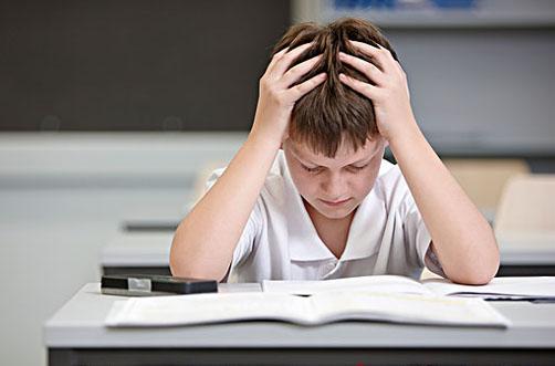 青春期专题系列(一)∣孩子厌学,是因为你做得太多