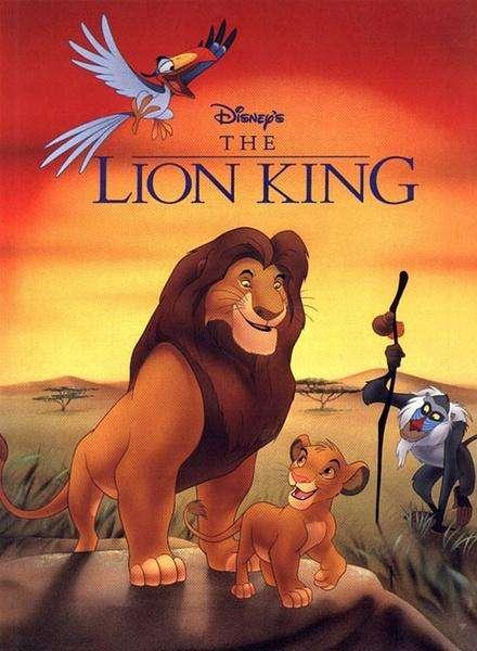 父亲,孩子生命中不可或缺的角色——重看《狮子王》有感
