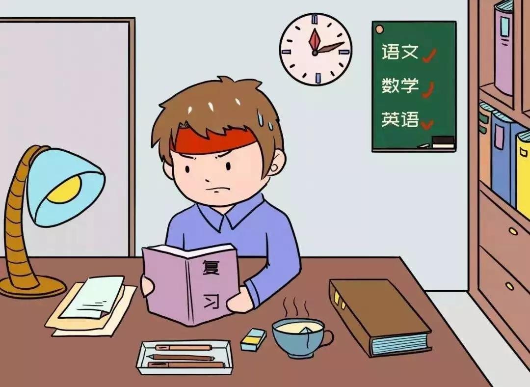 您的假期学习手册已到达,请签收!
